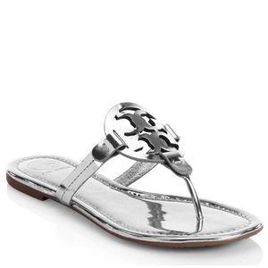 Tory Burch ♡ Miller Metallic Sandals